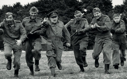 Normal dads army